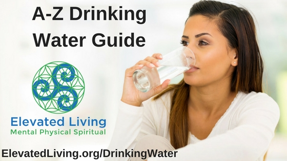 A-Z Drinking Water Guide