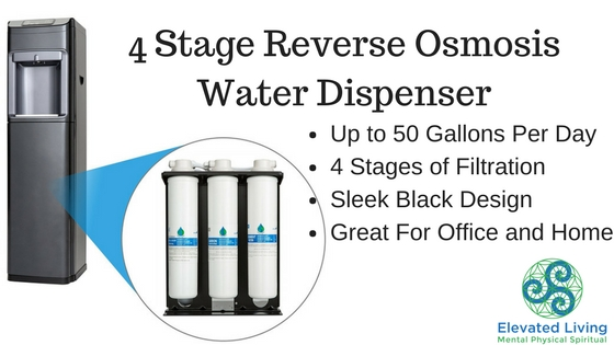 Office Reverse Osmosis Water Dispenser