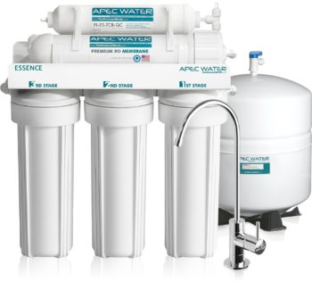 fluoride water filter system