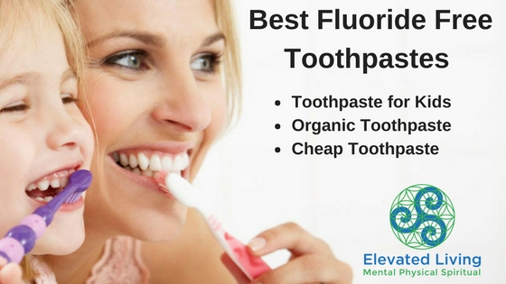 Best Fluoride Free Toothpastes In 2017