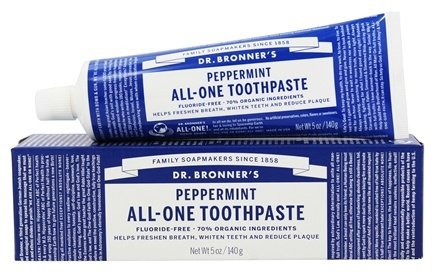 dr broners fluoride free